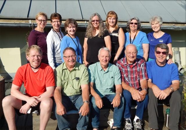 Tartu Mission Team