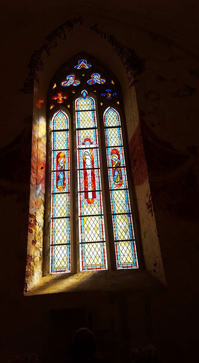 Church Stain Glass