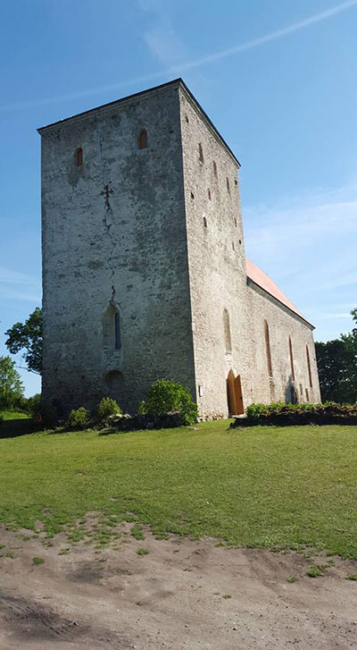 Church in Estonia